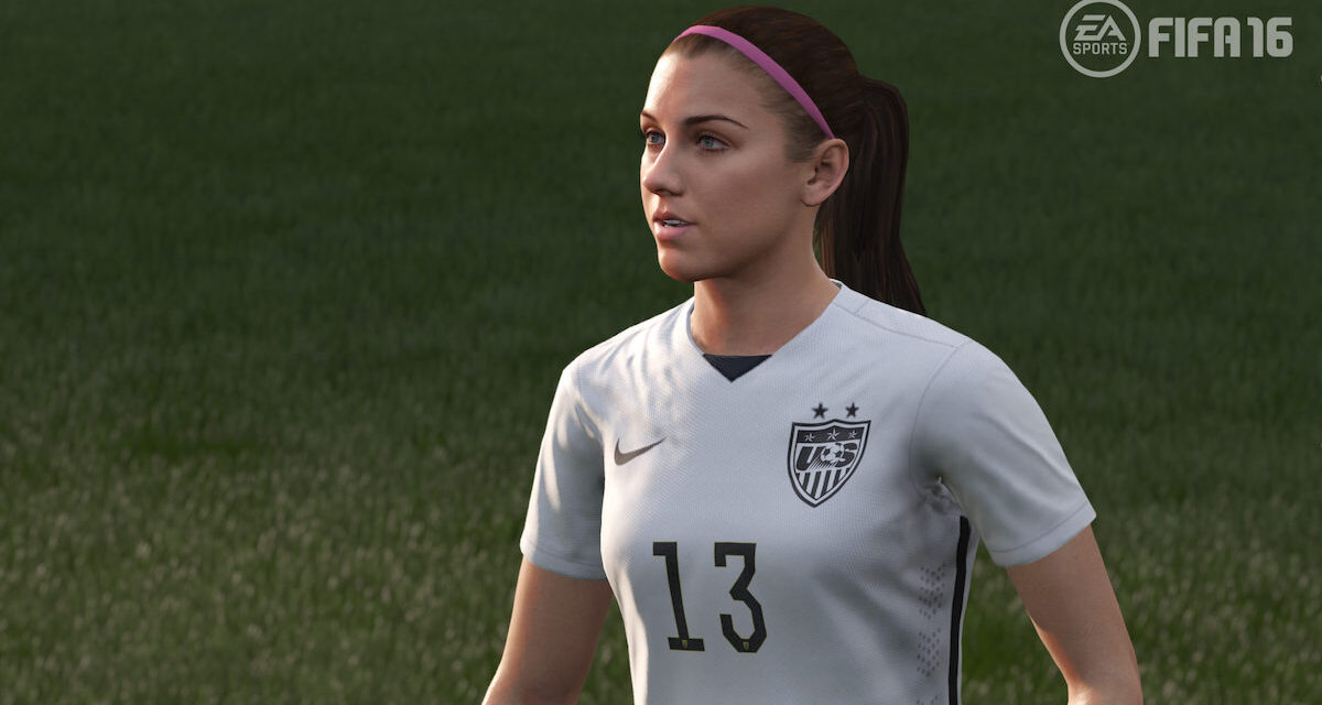 Video Game Giant FIFA aims to get more female players