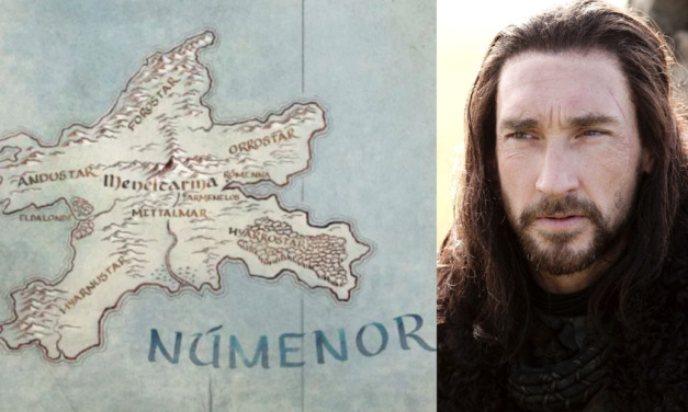 Amazon's LORD OF THE RINGS Finds Villain in Joseph Mawle