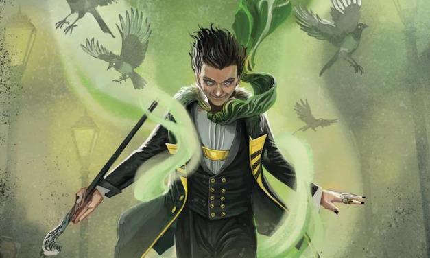 NYCC 2019: MACKENZI LEE Talks Marvel, Disney and Her Latest Loki Novel