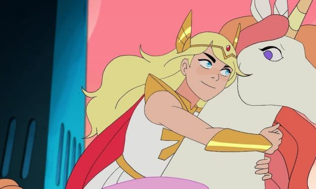 "NYCC 2019: SHE-RA AND THE PRINCESSES OF POWER Season 4 Teaser Promises ""Everything Will Change"""