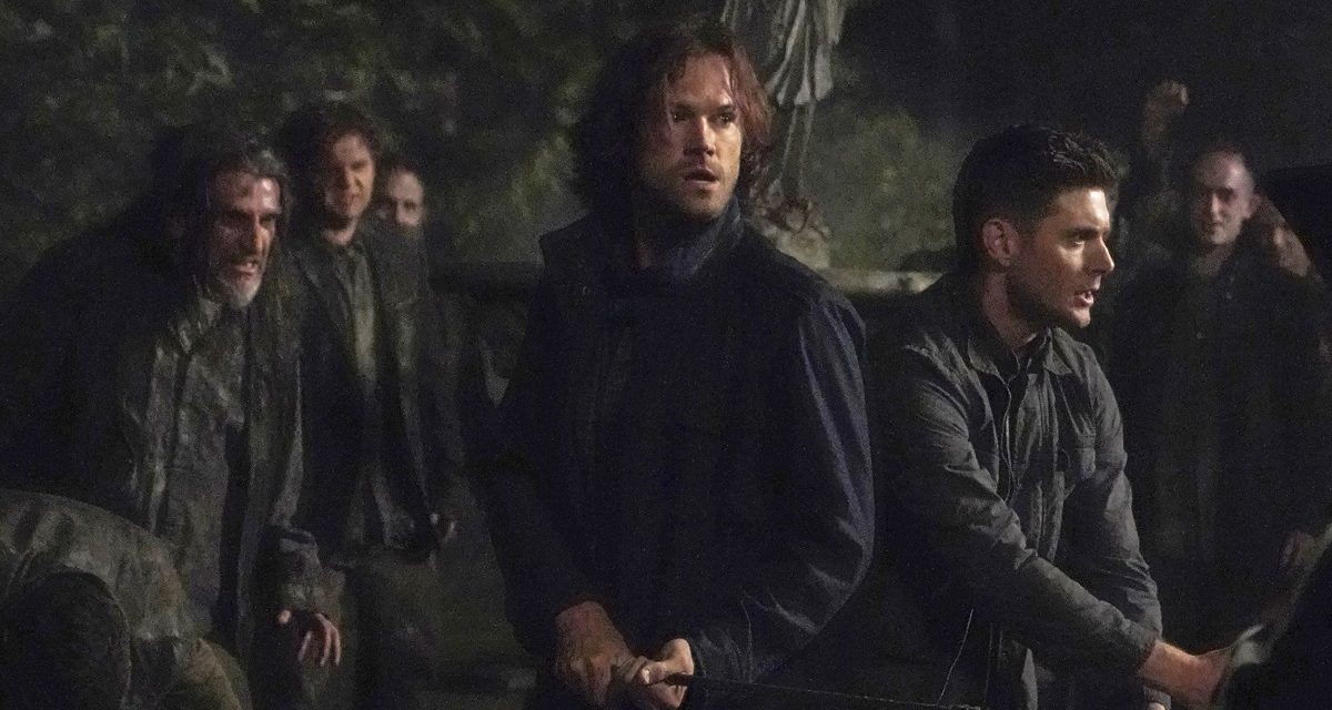 SUPERNATURAL Recap: (S15E01) Back and to the Future