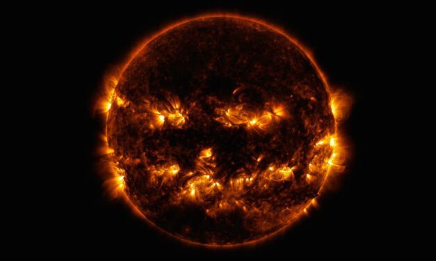 Get Spooky This Halloween With NASA's GALAXY OF HORRORS
