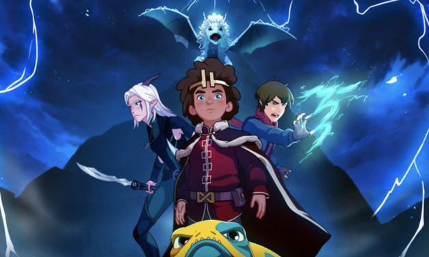 NYCC 2019: Book 3 Release Date Confirmed for THE DRAGON PRINCE