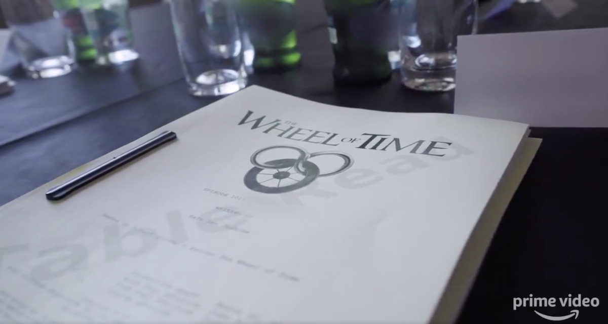 The WHEEL OF TIME Series Releases Footage from the First Table Read