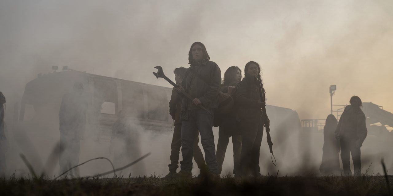 AMC Reveals the First Look at THE WALKING DEAD Third Series