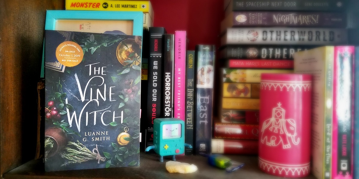 Book Review: THE VINE WITCH