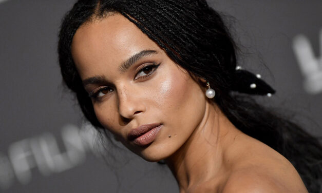 Zoe Kravitz Cast as Catwoman for Matt Reeves' THE BATMAN