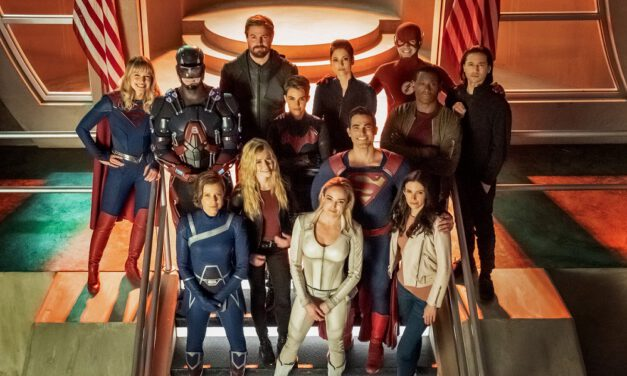 CRISIS ON INFINITE EARTHS: Arrowverse Heroes Unite in First Photos
