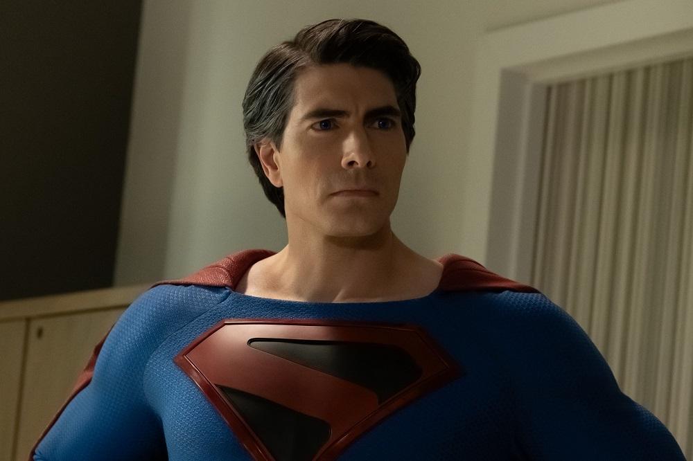 Kingdom Come Superman on Crisis on Infinite Earths