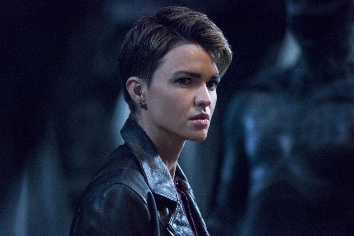 Kate Kane in Crisis on Infinite Earths