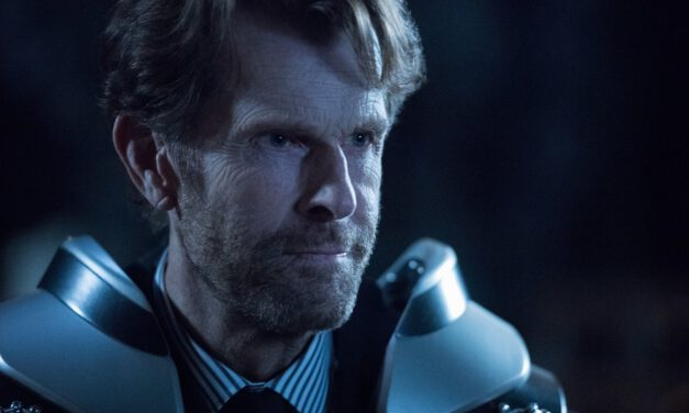 CRISIS ON INFINITE EARTHS:  First Look at Kevin Conroy as Bruce Wayne