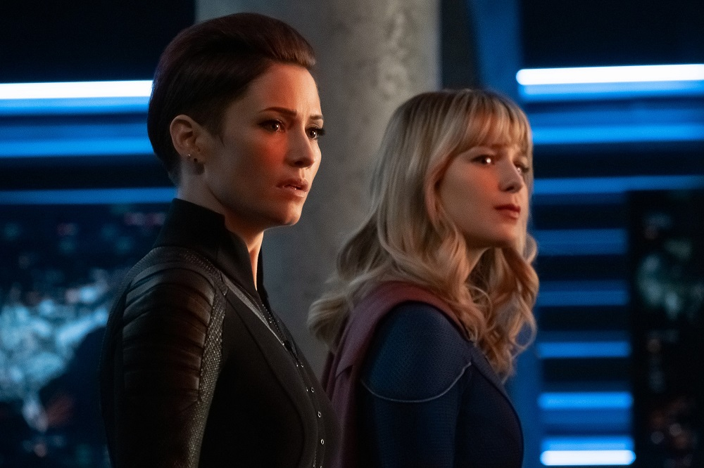 The Danvers Sisters are ready for the Crisis on Infinite Earths
