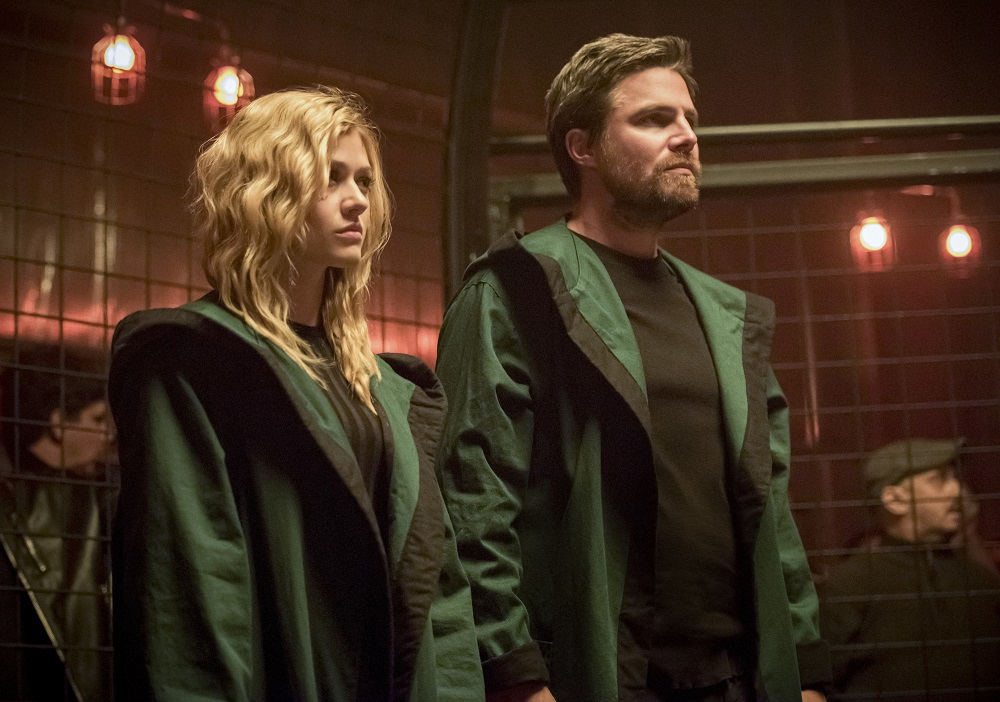 The Arrowverse now has two Green Arrows