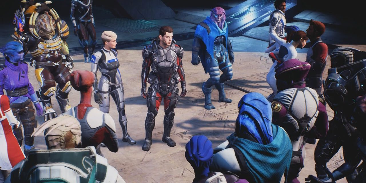 Finding the Path Again: A MASS EFFECT: ANDROMEDA Sequel?