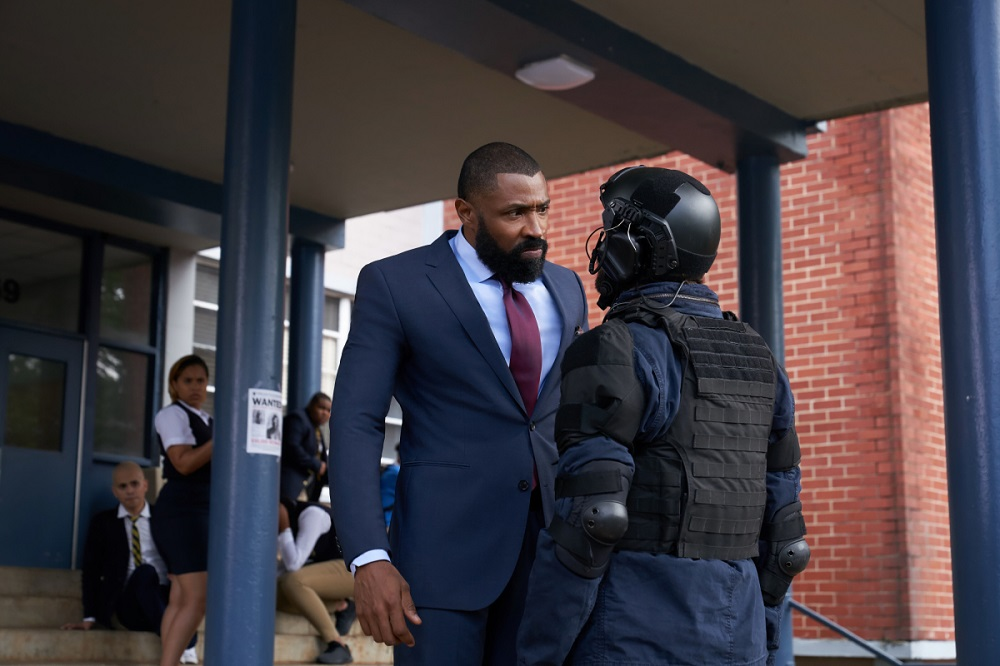 Jefferson Pierce has had enough in the next Black Lightning-Into the Arrowverse