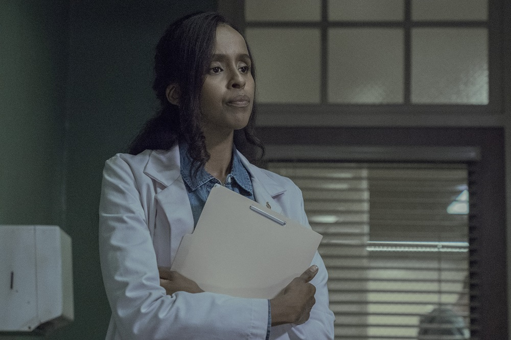"""Nadia works to save Pop's life on Castle Rock, """"Restore Hope"""""""