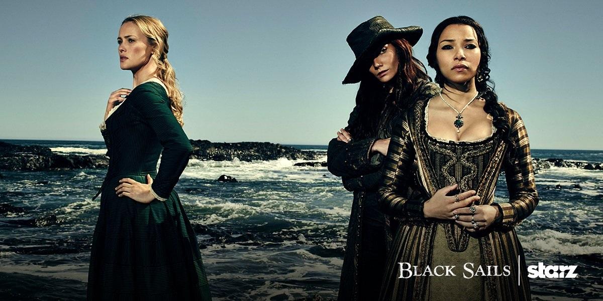 BLACK SAILS: An Intricate Deep-Sea Dive into the Fierce Women of Nassau