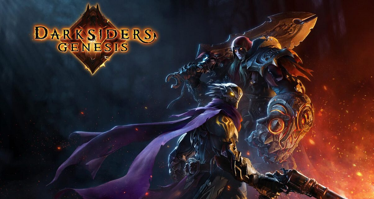 "New DARKSIDERS GENESIS Gameplay Trailer Highlights ""Creature Core""-System"