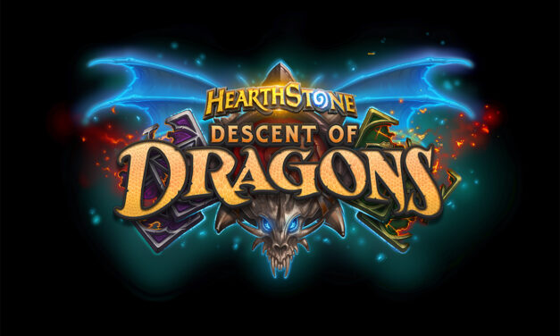 "BlizzCon 2019: HEARTHSTONE's ""Year of the Dragon"" Concludes with Epic Aerial Battle in DESCENT OF DRAGONS"