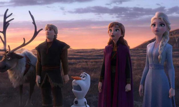 Movie Review: FROZEN II