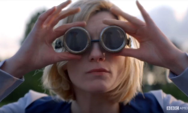 First DOCTOR WHO Season 12 Trailer Is a Thrill Ride with Familiar Villains
