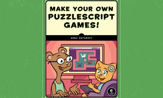 GGA Book Review: MAKE YOUR OWN PUZZLESCRIPT GAMES Makes Scripting Easy