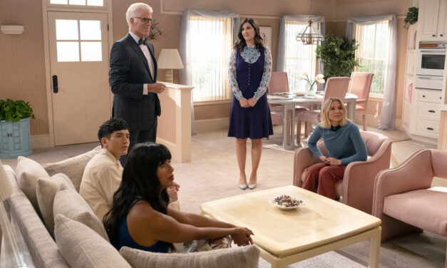 THE GOOD PLACE Recap: (S04E07) Help Is Other People