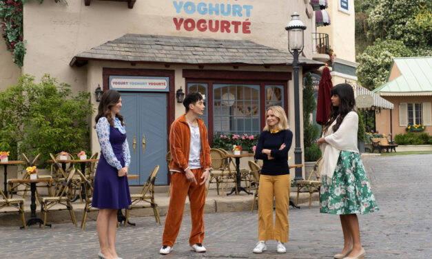 THE GOOD PLACE Recap: (S04E08) The Funeral to End All Funerals