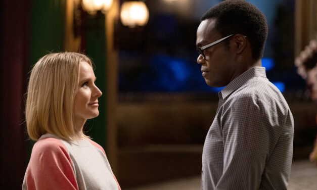 THE GOOD PLACE Recap: (S04E09) The Answer
