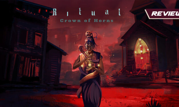 GGA Game Review: RITUAL: CROWN OF HORNS is a Horde Shooter Challenge Fest