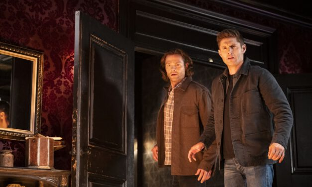 SUPERNATURAL Recap: (S15E06) Golden Time