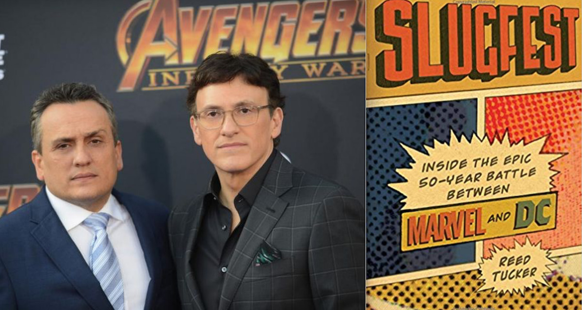 Russo Brothers to Produce Docu-Series SLUGFEST about the History of Marvel vs DC