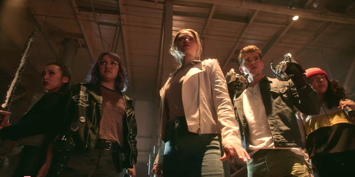 MARVEL'S RUNAWAYS Will End with Season 3, Drops Action-Packed Trailer