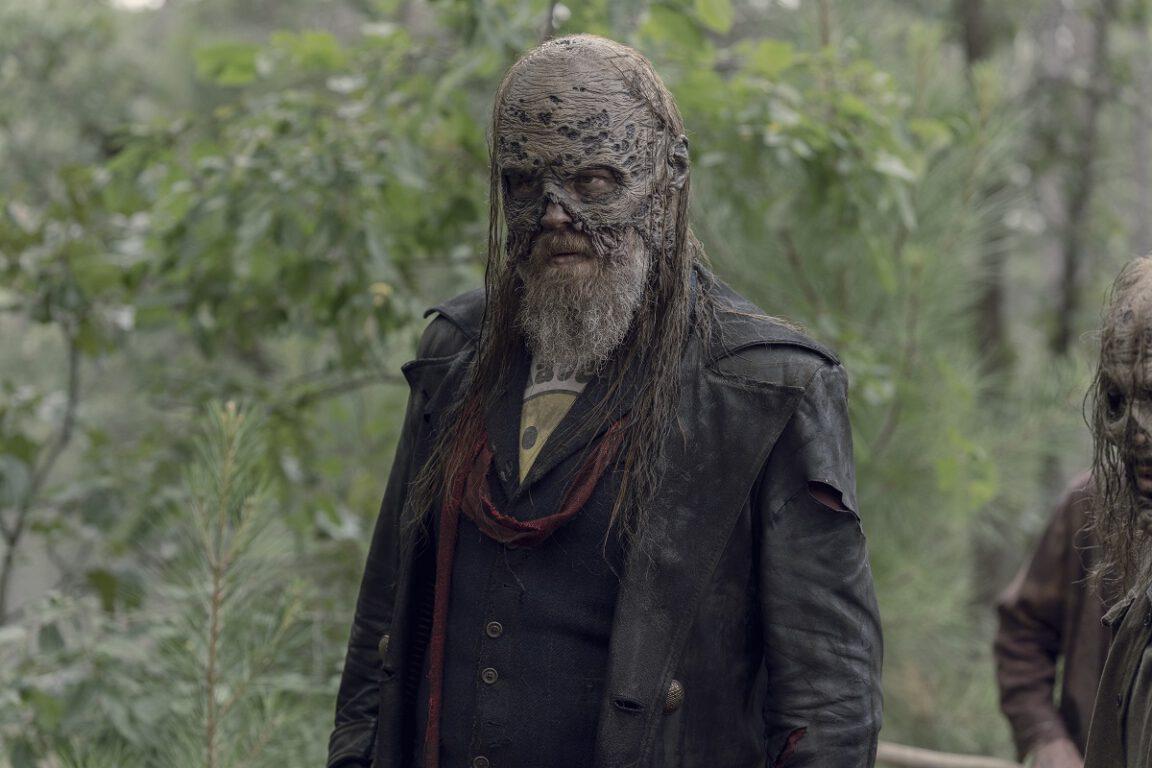Beta doesn't trust Negan on The Walking Dead