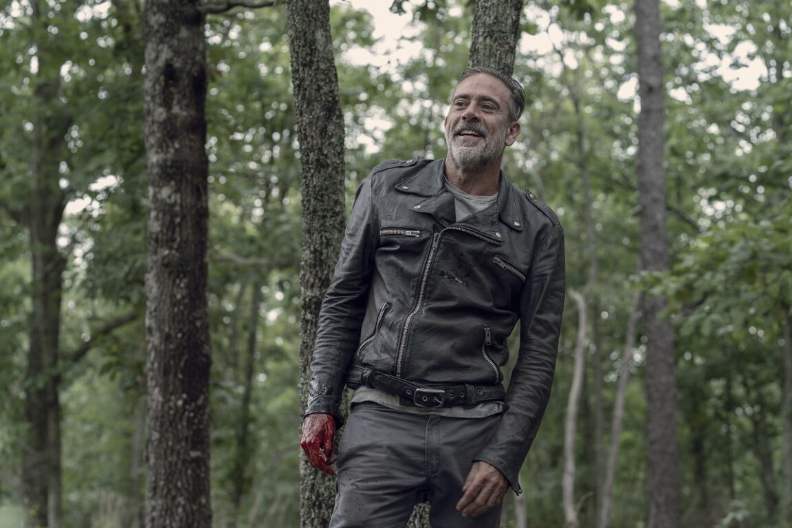 Negan is ready to join the Whisperers on The Walking Dead