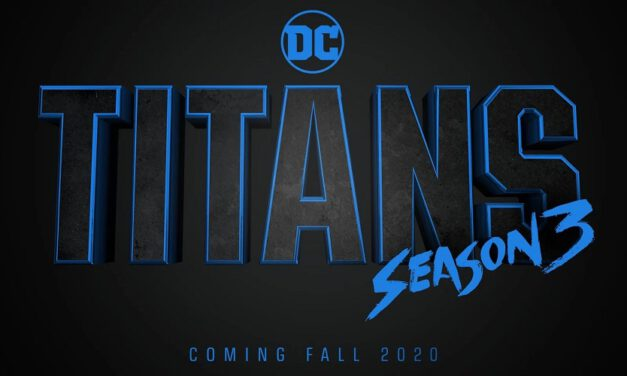 TITANS Renewed for Season 3 for DC Universe Streaming Service