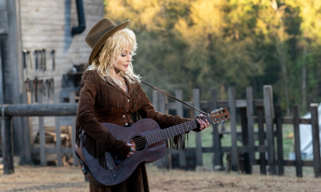 This DOLLY PARTON'S HEARTSTRINGS Trailer Is Sure to Give Yours a Tug
