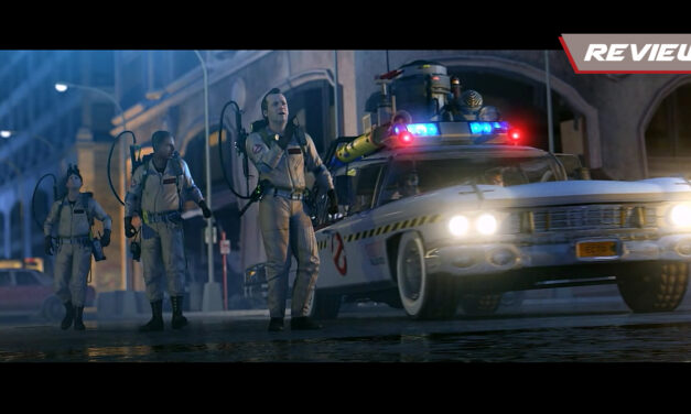 GGA Review: A Masterful Remaster for GHOSTBUSTERS: THE VIDEO GAME