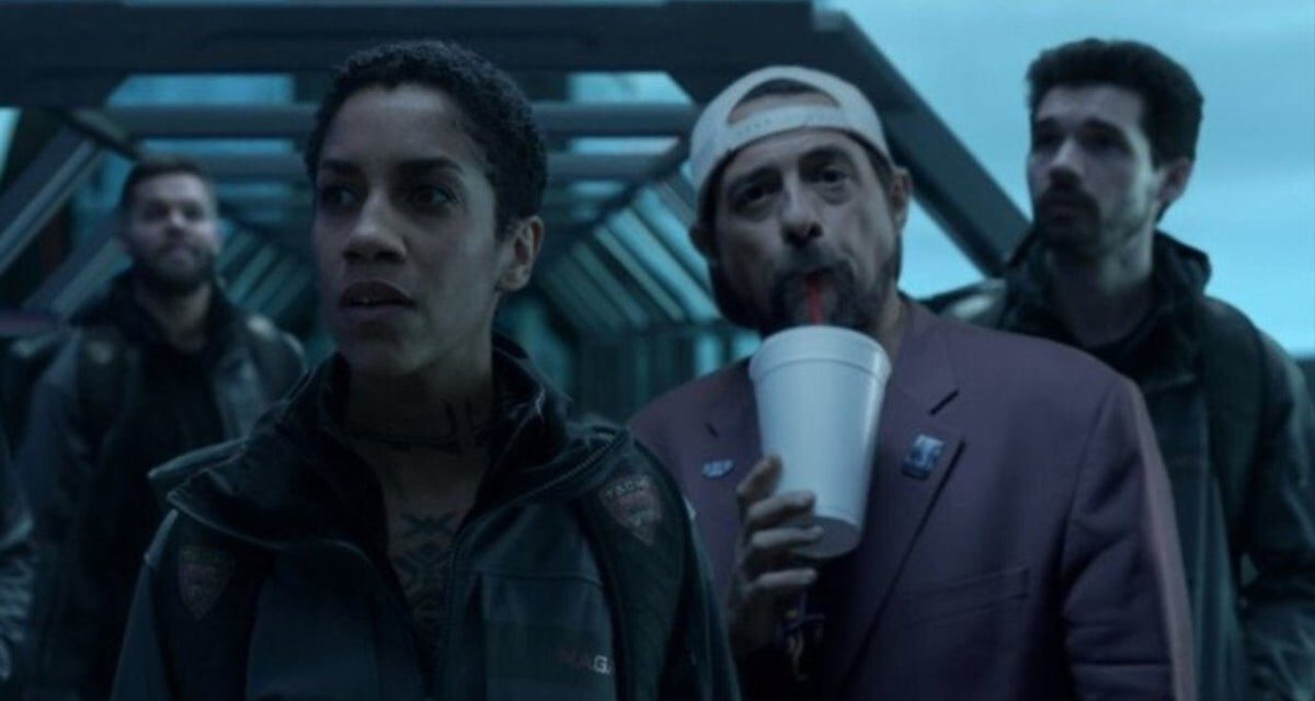 Watch Kevin Smith Hilariously Sum Up the First 3 Seasons of THE EXPANSE