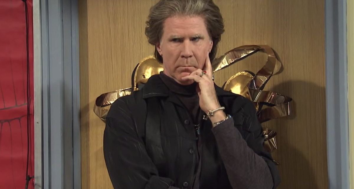 The Best Sketch from Will Ferrell's SNL Episode Was Cut for Time