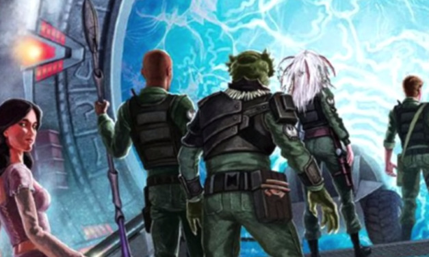 STARGATE PHOENIX: Play as Humans and Aliens in New Tabletop RPG