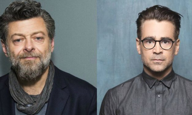 THE BATMAN in Talks with Andy Serkis and Colin Farrell