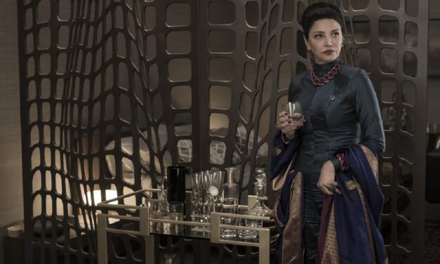 THE EXPANSE Recap: (S04E03) Subduction