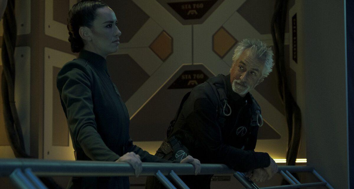 THE EXPANSE Recap: (S04E04) Retrograde