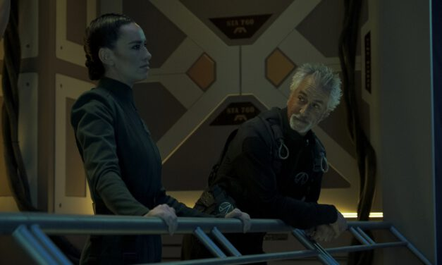 THE EXPANSE Recap: (S04E04) Retrograde
