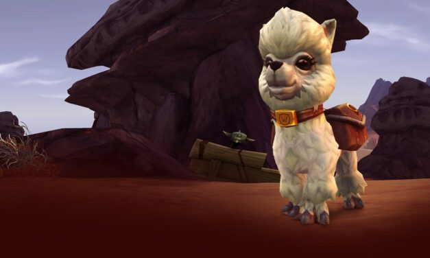 Adopt Dottie in WORLD OF WARCRAFT and Help Support Kids