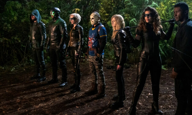 GGA Into the ARROWVERSE: The Crisis Begins