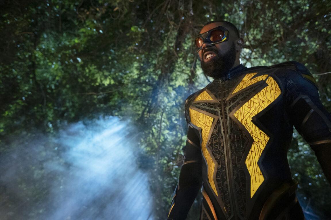 Black Lightning joins the Resistance in Freeland in the Arrowverse show Black Lightning