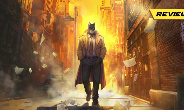 GGA Game Review: BLACKSAD: UNDER THE SKIN Is Full of Lies, Murder, and Deception
