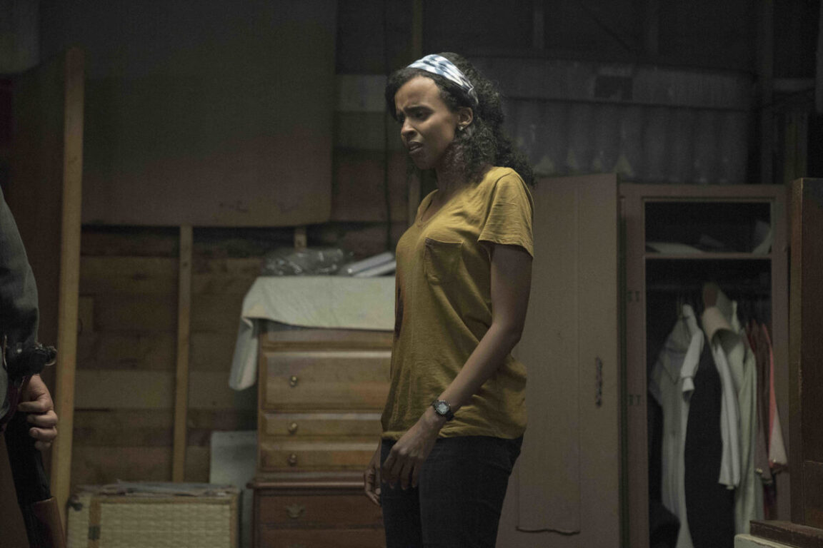 Nadia looks for answers in Castle Rock